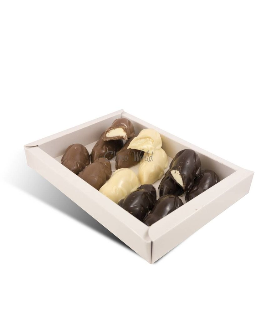 Chocolaterie Vink Slagroom muizen 10 stuks assorti