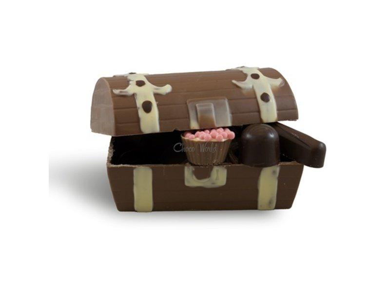 Chocolaterie Vink Schatkist met slagroom bonbons