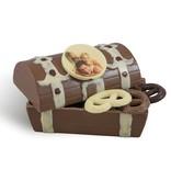 Chocolaterie Vink Schatkist fotorondje met chocolaatjes