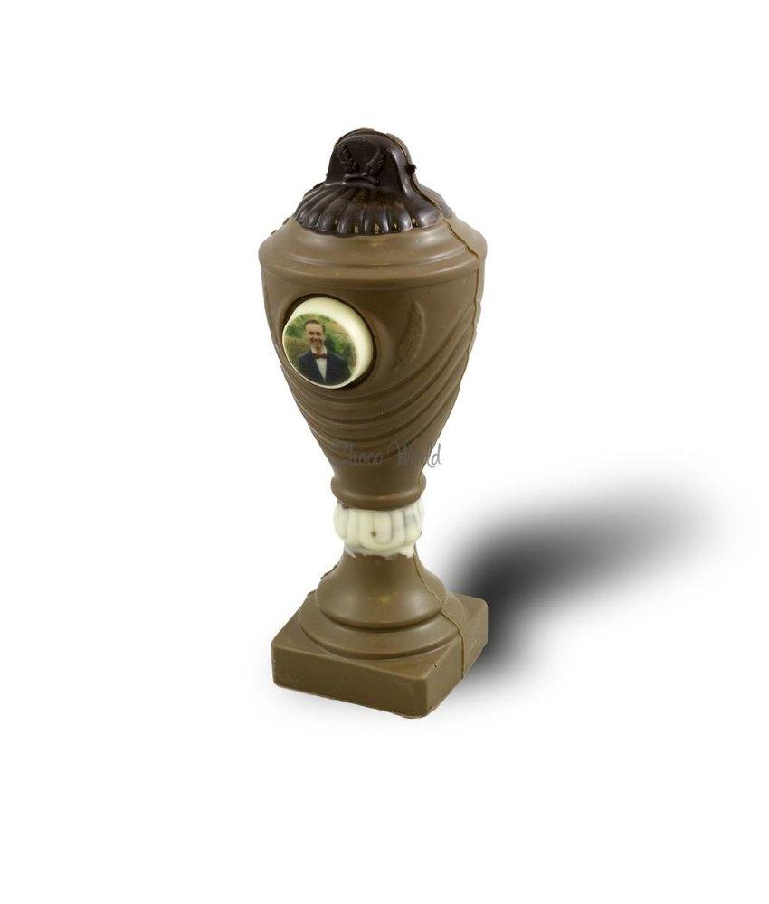 Chocolaterie Vink Cup - Beker met foto