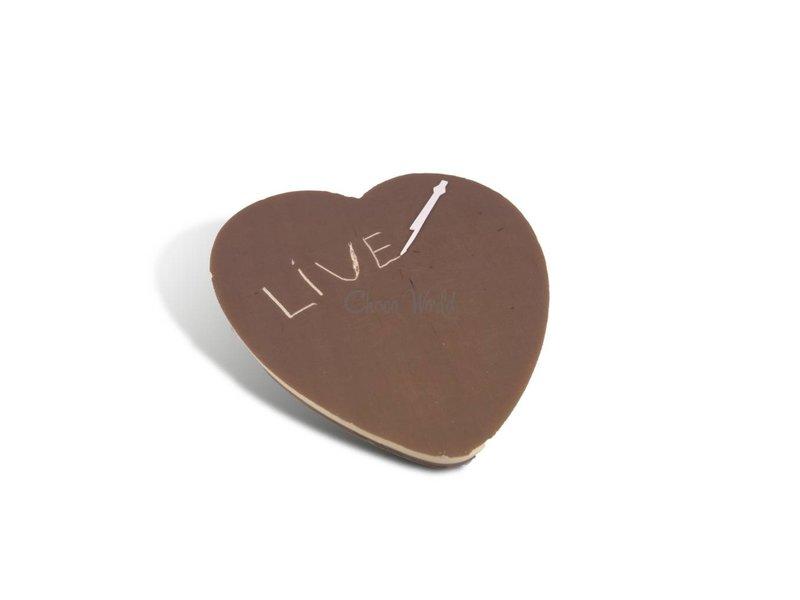 Chocolaterie Vink Chocolade hart groot