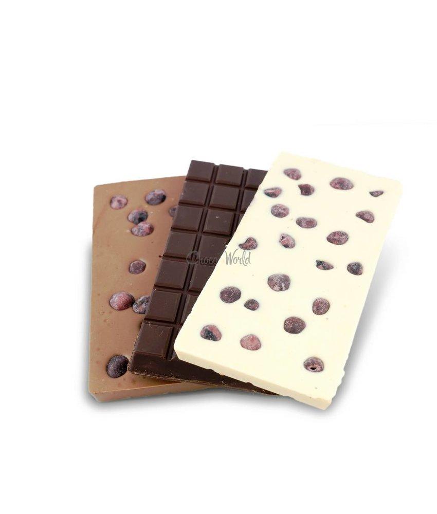 Chocolaterie Vink Reep groot amarena-kers