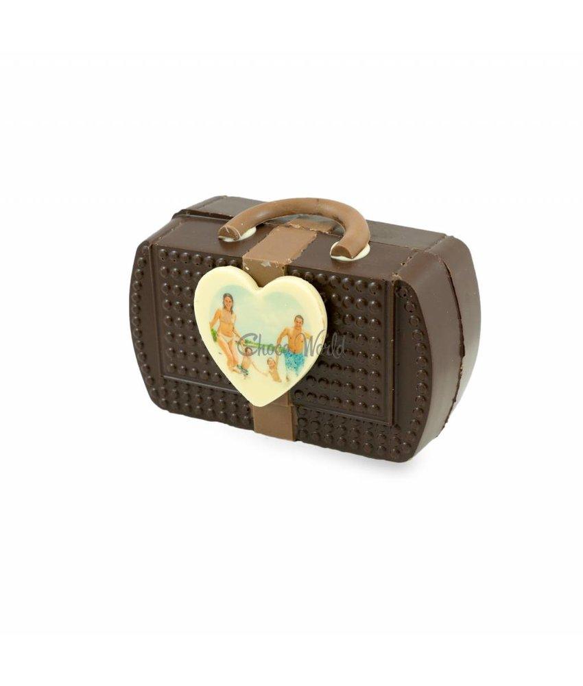 Chocolaterie Vink Dames Tasje met foto