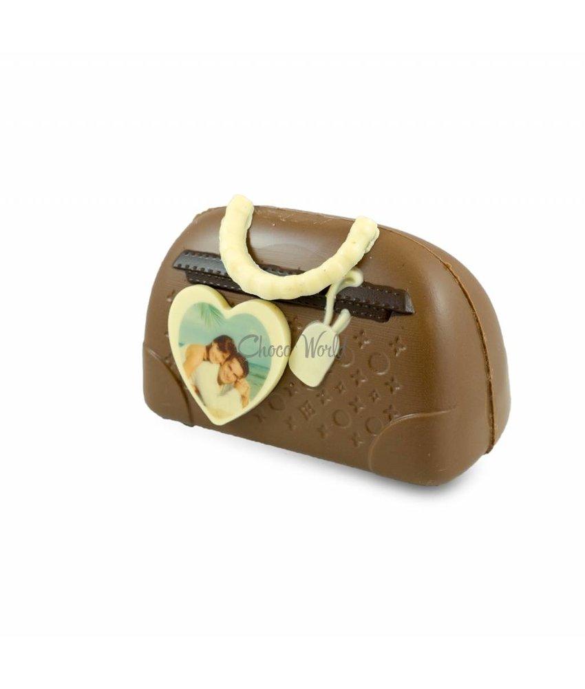 Chocolaterie Vink Hand Tas met foto