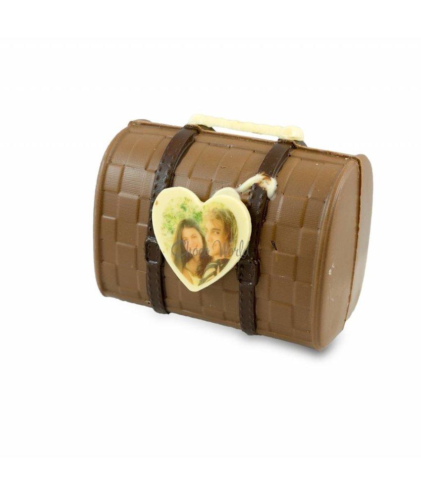 Chocolaterie Vink Dames Tas met foto