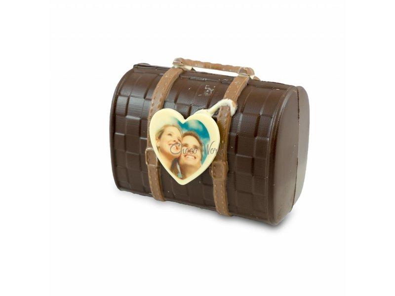 Chocolaterie Vink Chocolade Dames Tas met foto