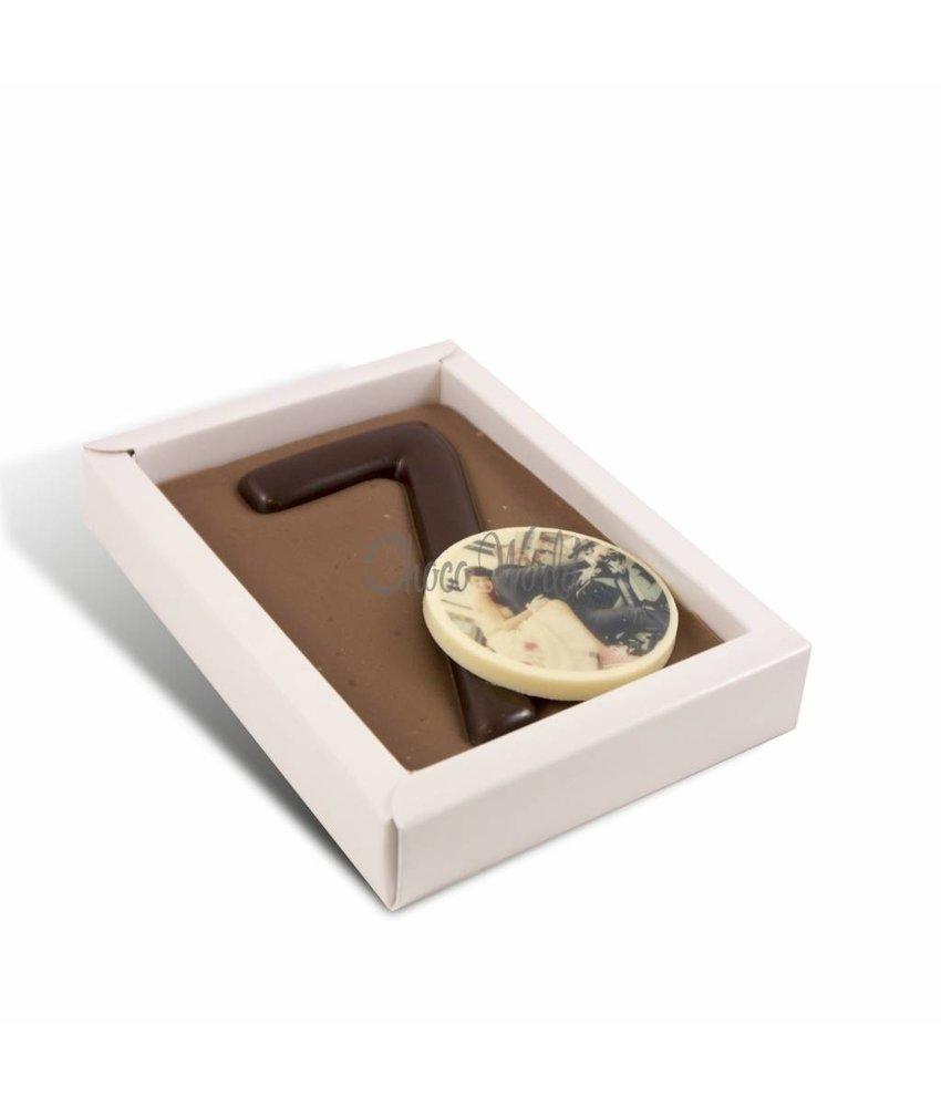 Chocolaterie Vink Cijfer met foto