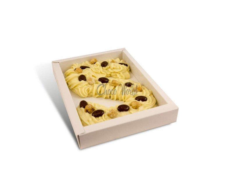 Chocolaterie Vink Spuitletter