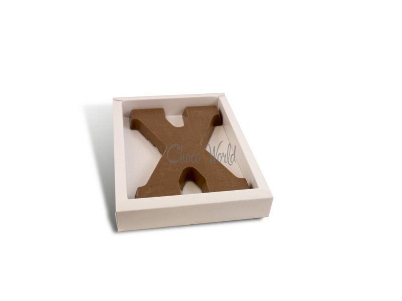 Chocolaterie Vink Letter