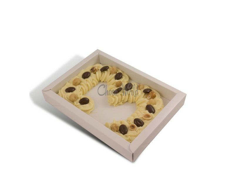Chocolaterie Vink Spuitcijfer