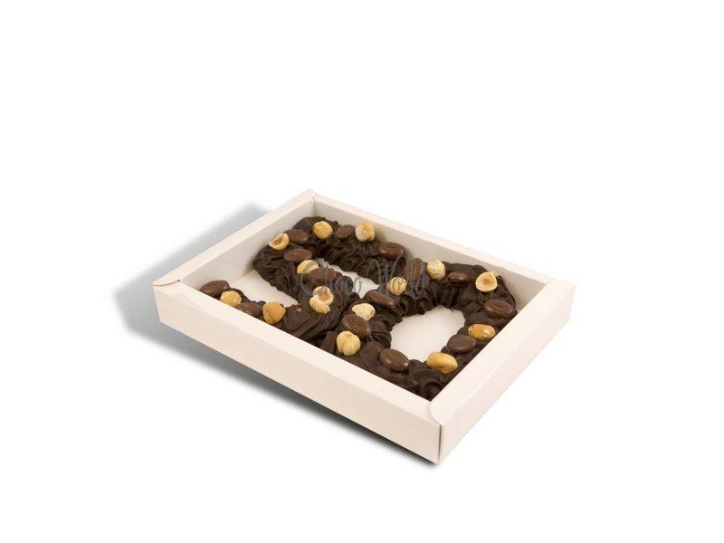Chocolaterie Vink Spuitcijfers