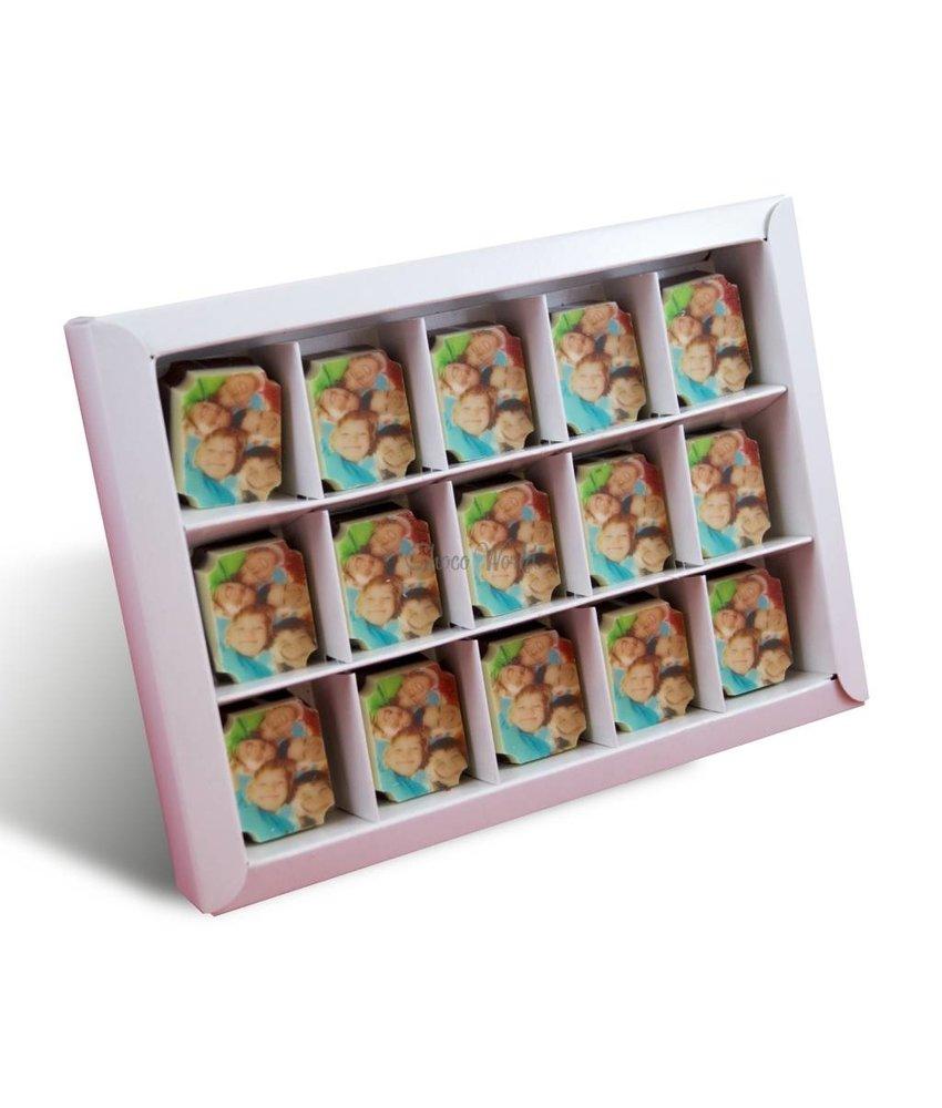 Chocolaterie Vink Bonbons met foto