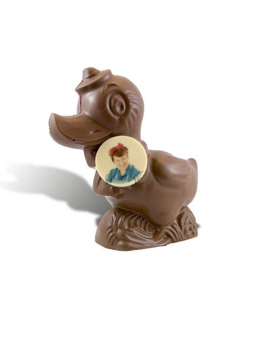Chocolaterie Vink Eend met foto