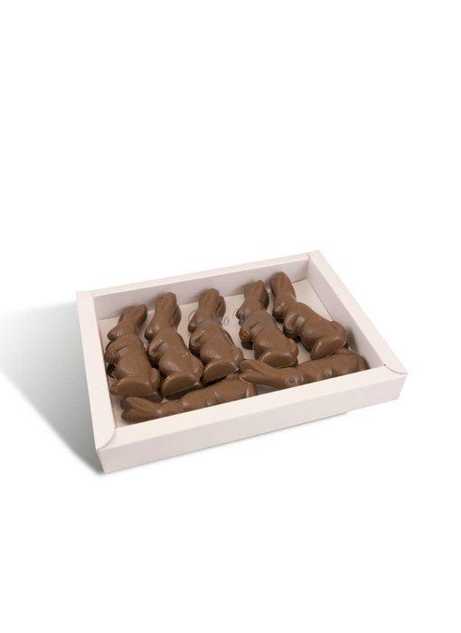 Chocolaterie Vink Paashaasjes 10 st.