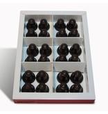 Chocolaterie Vink Kerstklokjes 24 st.