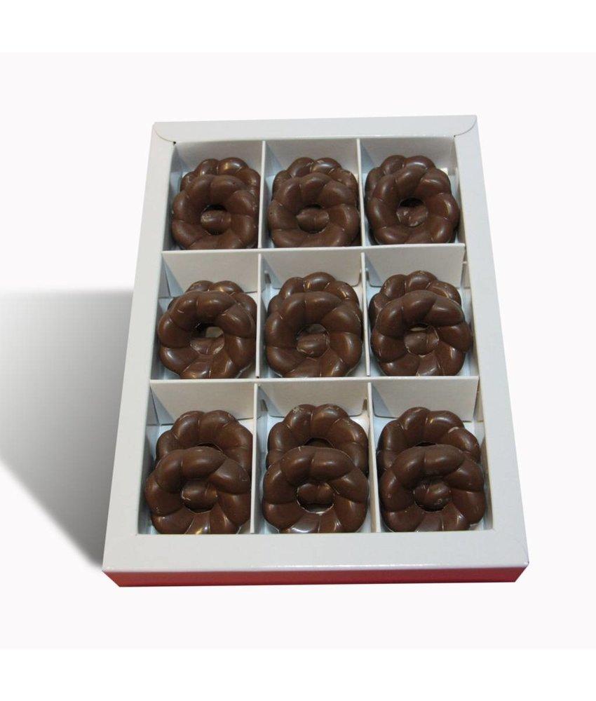Chocolaterie Vink Kerstkransjes 27 st.