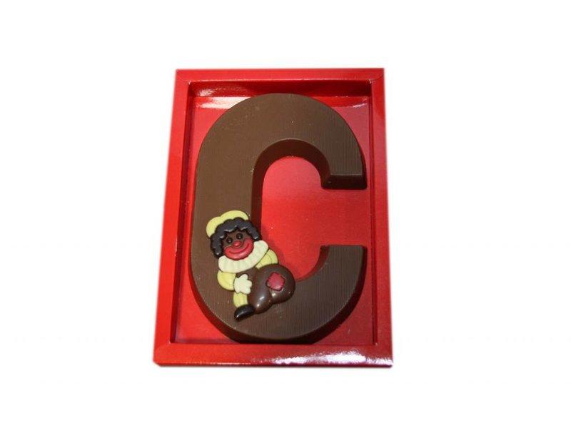 Chocolaterie Vink Sinterklaasletter