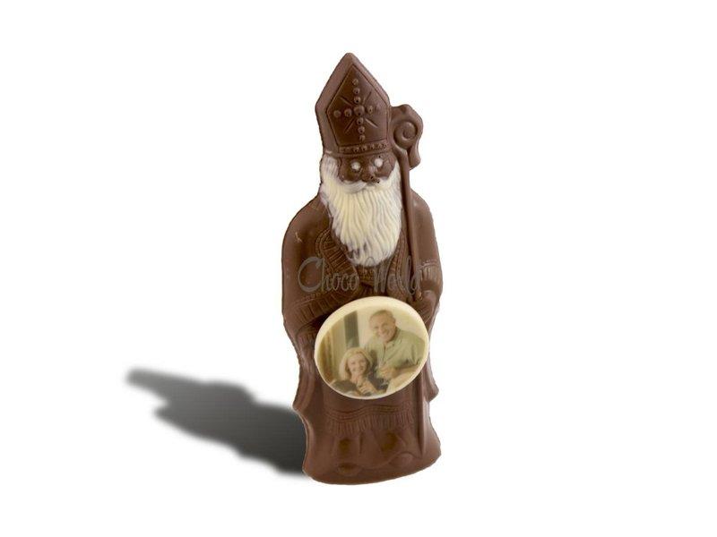 Chocolaterie Vink Sinterklaas met foto