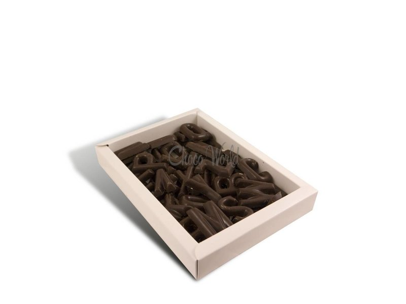 Chocolaterie Vink Mini letters