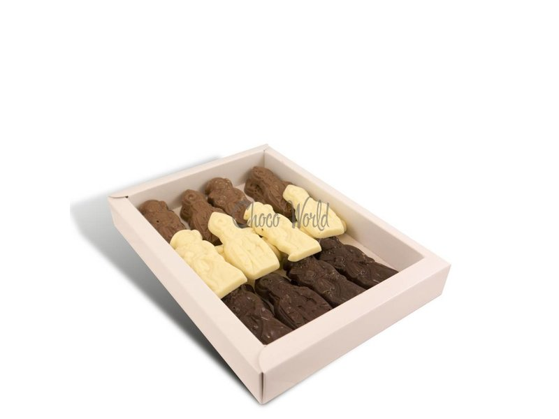Chocolaterie Vink Sint & Piet mini