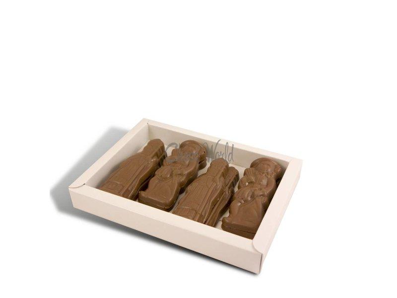 Chocolaterie Vink Sint & Piet groot