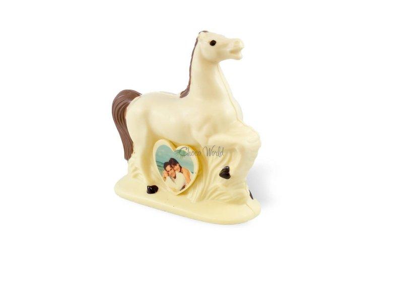 Chocolaterie Vink Paard met foto