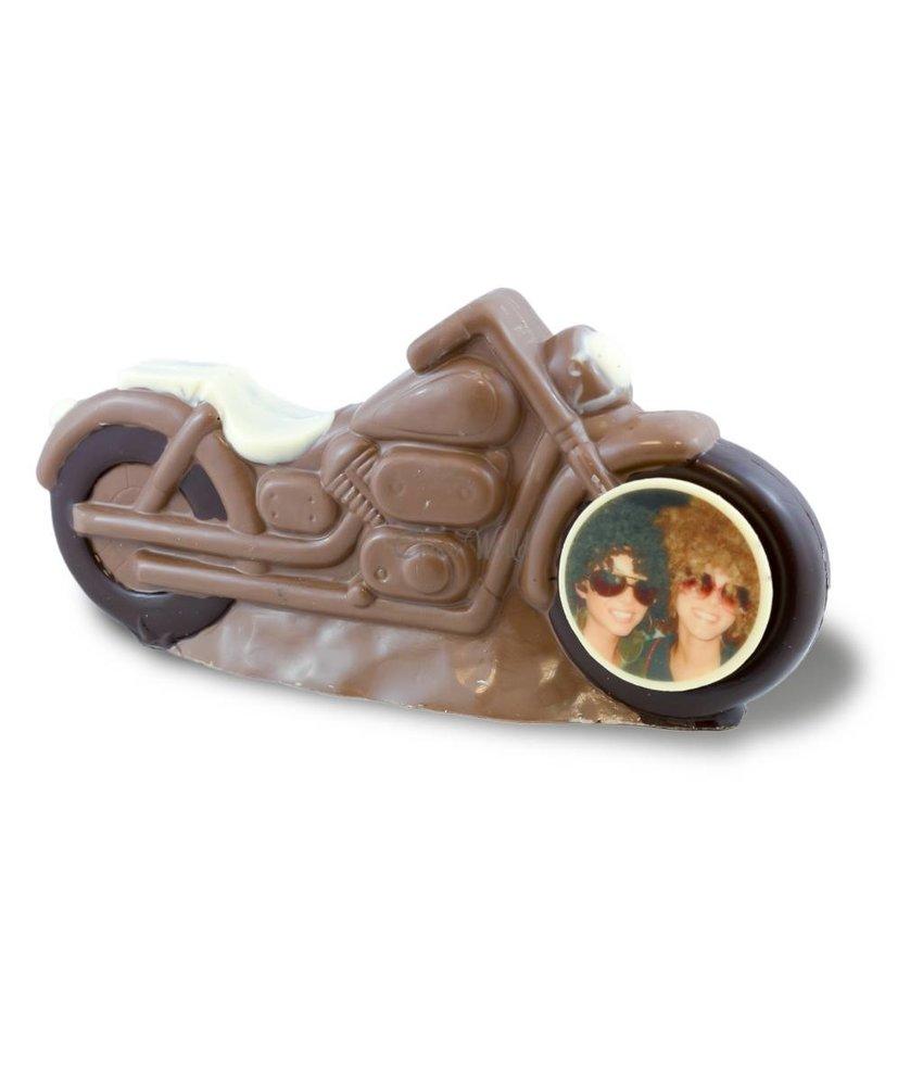 Chocolaterie Vink Motor Melk met foto