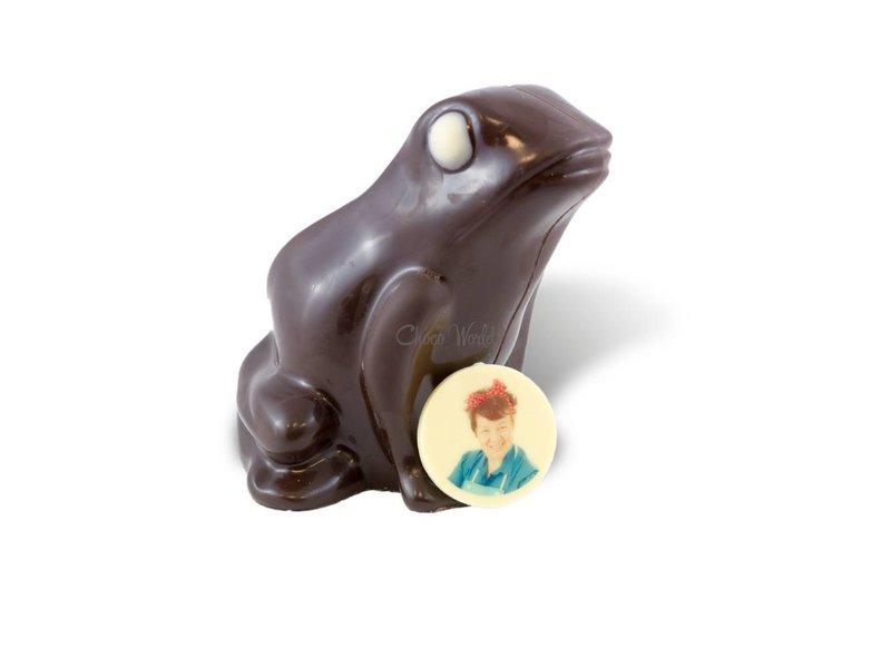 Chocolaterie Vink Kikker met foto