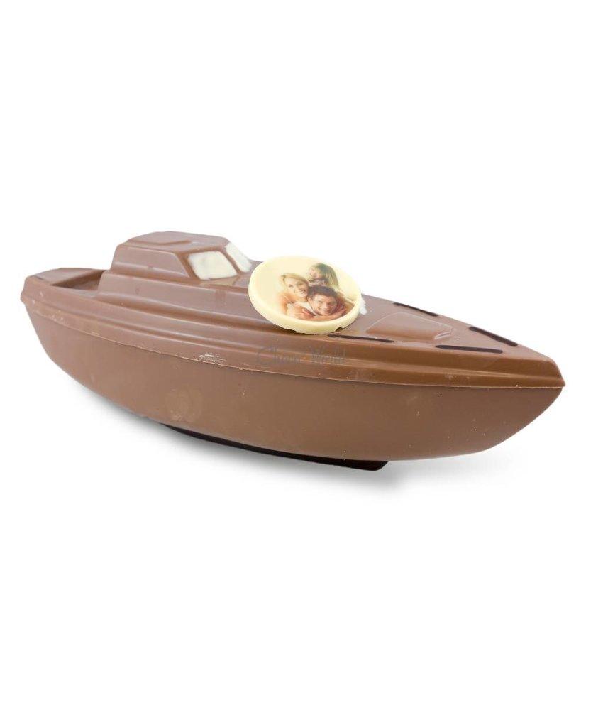 Chocolaterie Vink Boot met foto
