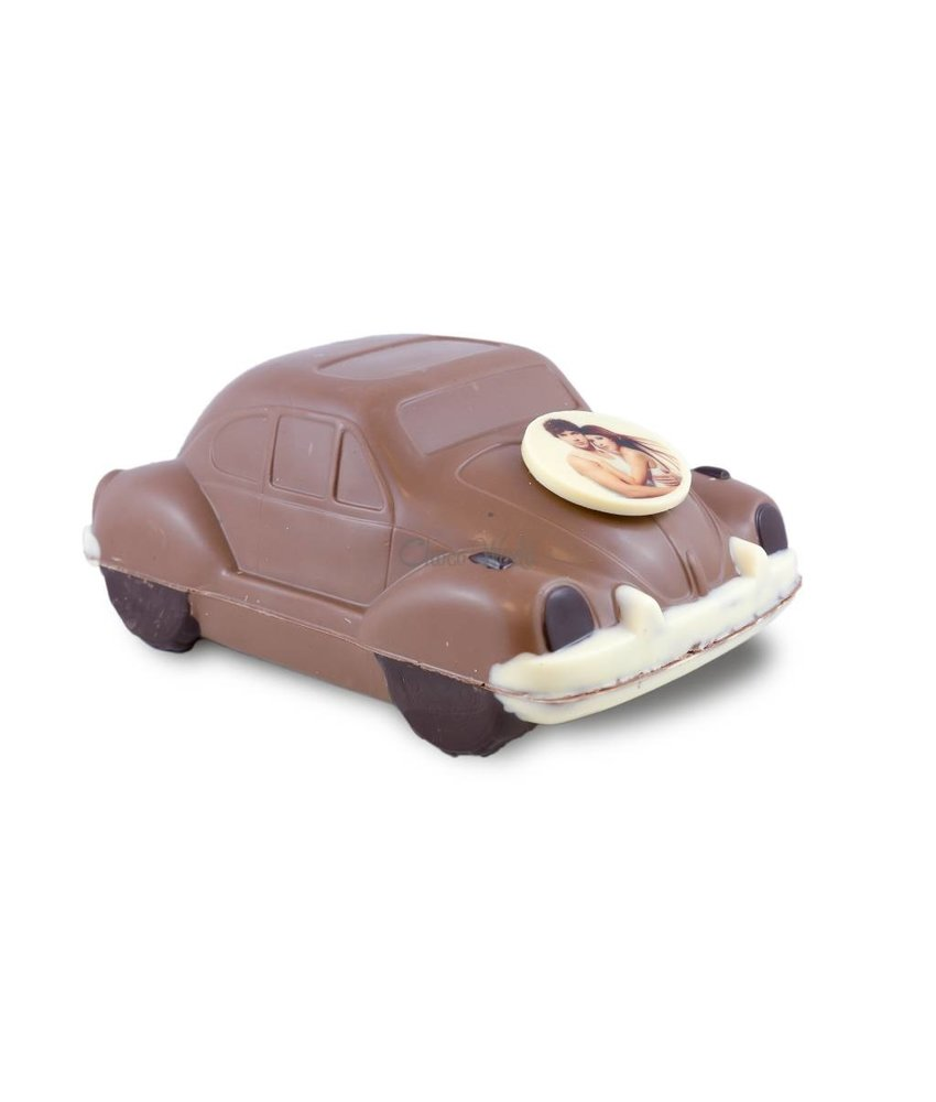 Chocolaterie Vink VW Kever met foto