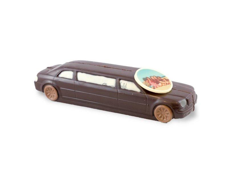 Chocolaterie Vink Auto Limousine met foto