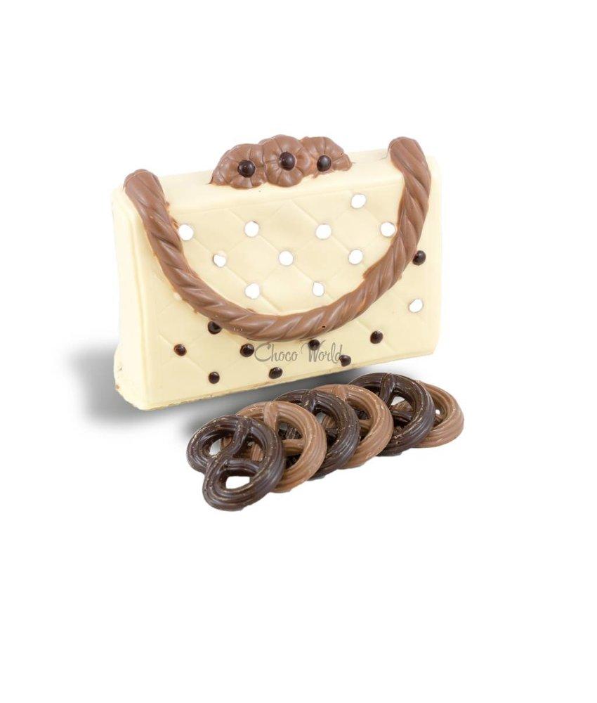 Chocolaterie Vink Dames Handtas
