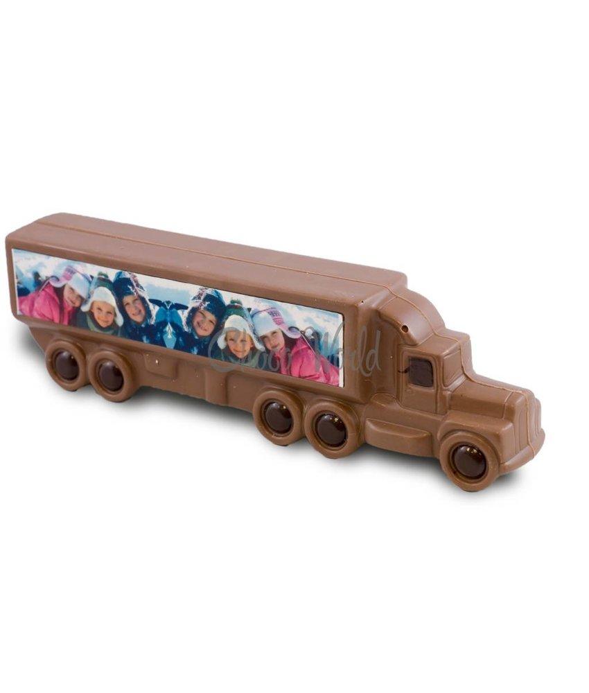 Chocolaterie Vink Vrachtwagen met opdruk