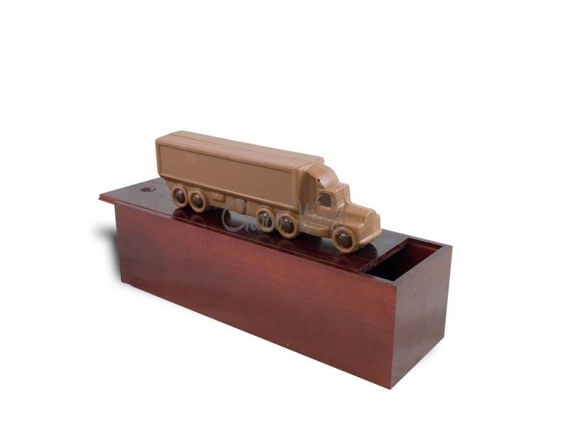Chocolaterie Vink Vrachtwagen met Garage