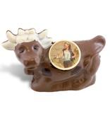 Chocolaterie Vink Koe met foto / logo