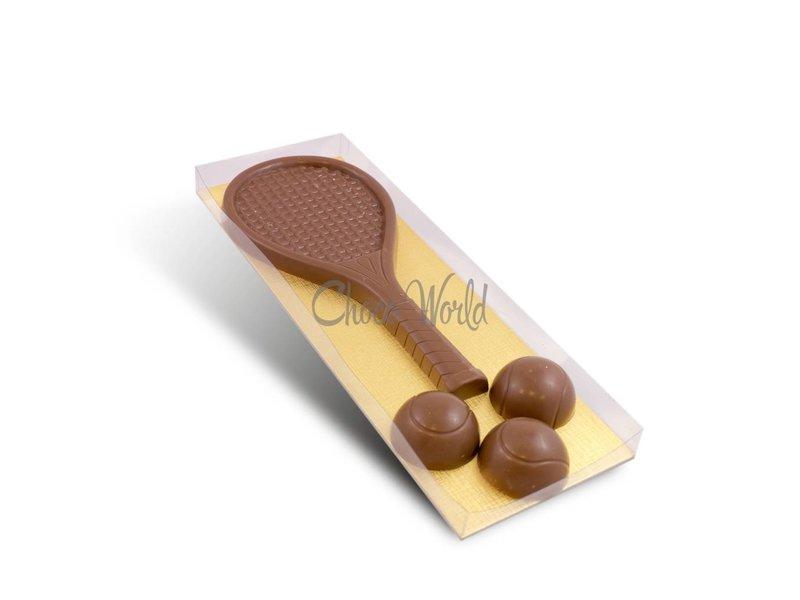 Chocolaterie Vink Tennissetje