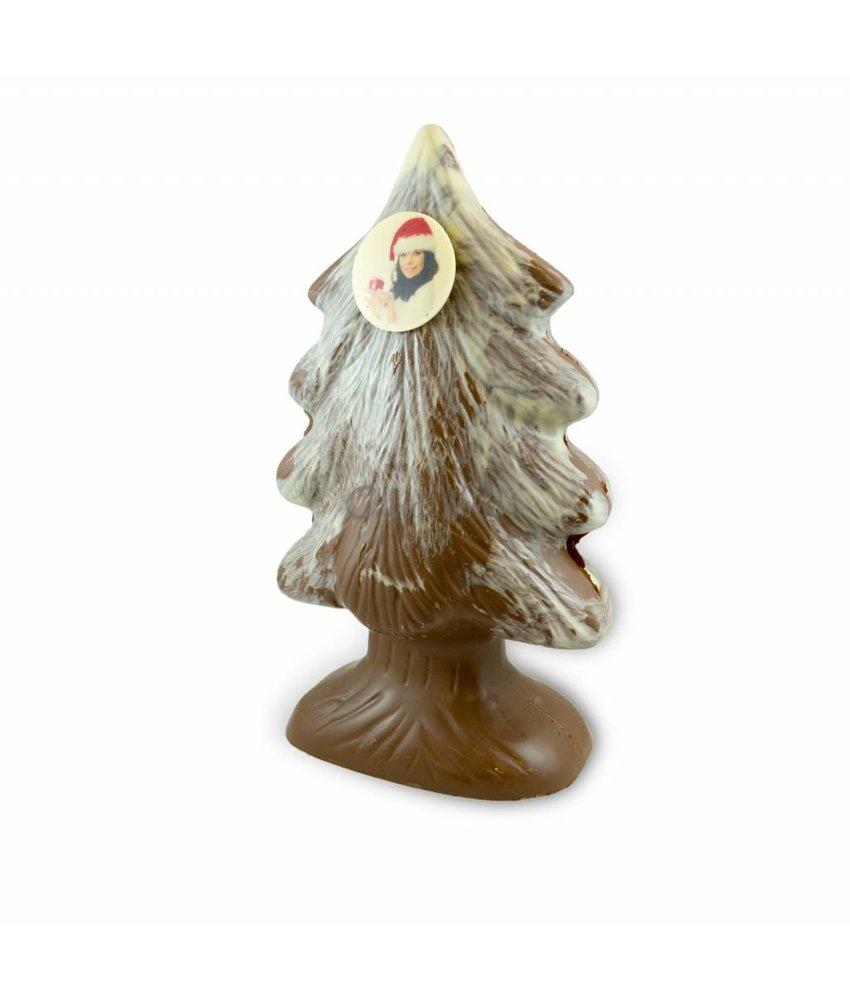 Chocolaterie Vink Kerstboom met foto