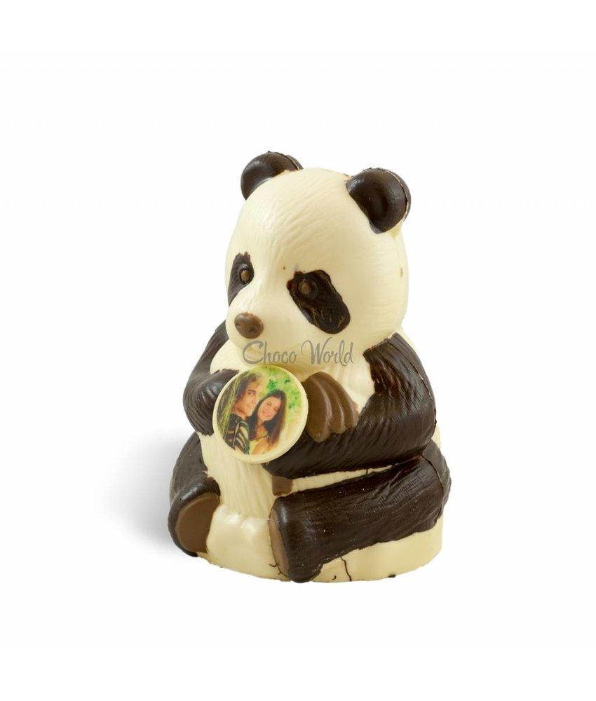 Chocolaterie Vink Panda Beer met foto