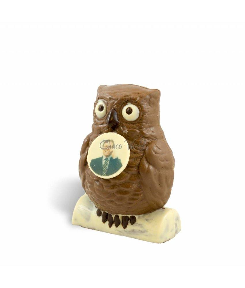 Chocolaterie Vink Uil met foto