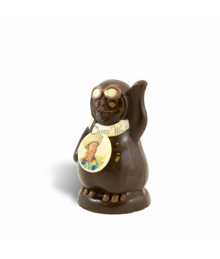 Chocolaterie Vink Pinguïn met foto