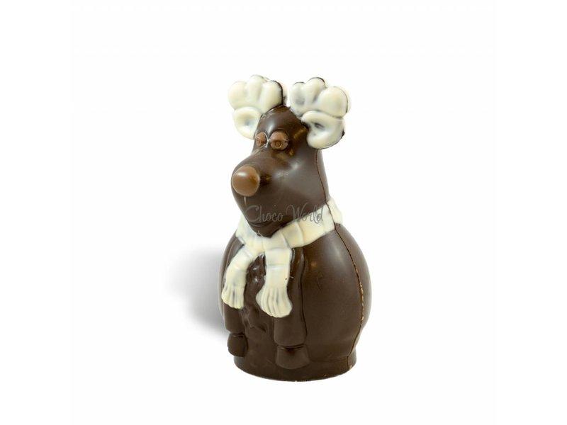 Chocolaterie Vink Chocolade Rendier Rudolf