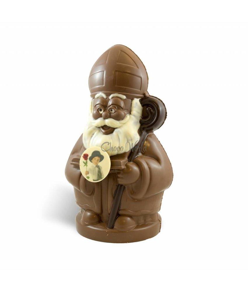 Chocolaterie Vink Sint Nicolaas Kingsize/XXL met foto