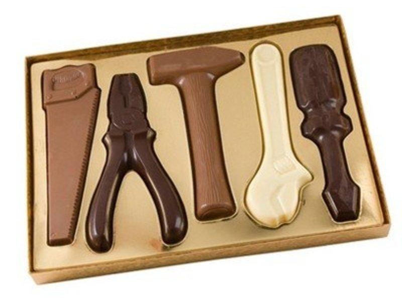 Chocolaterie Vink Gereedschap gemengd
