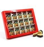 Chocolaterie Vink Bonbon Hartje 15 stuks