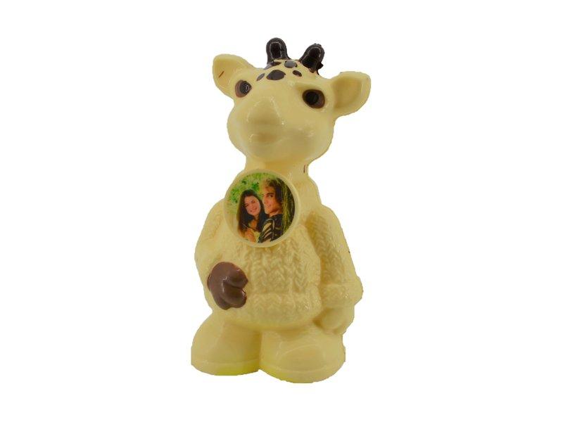 Chocolaterie Vink Giraffe met foto