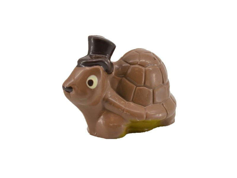 Chocolaterie Vink Chocolade schildpad