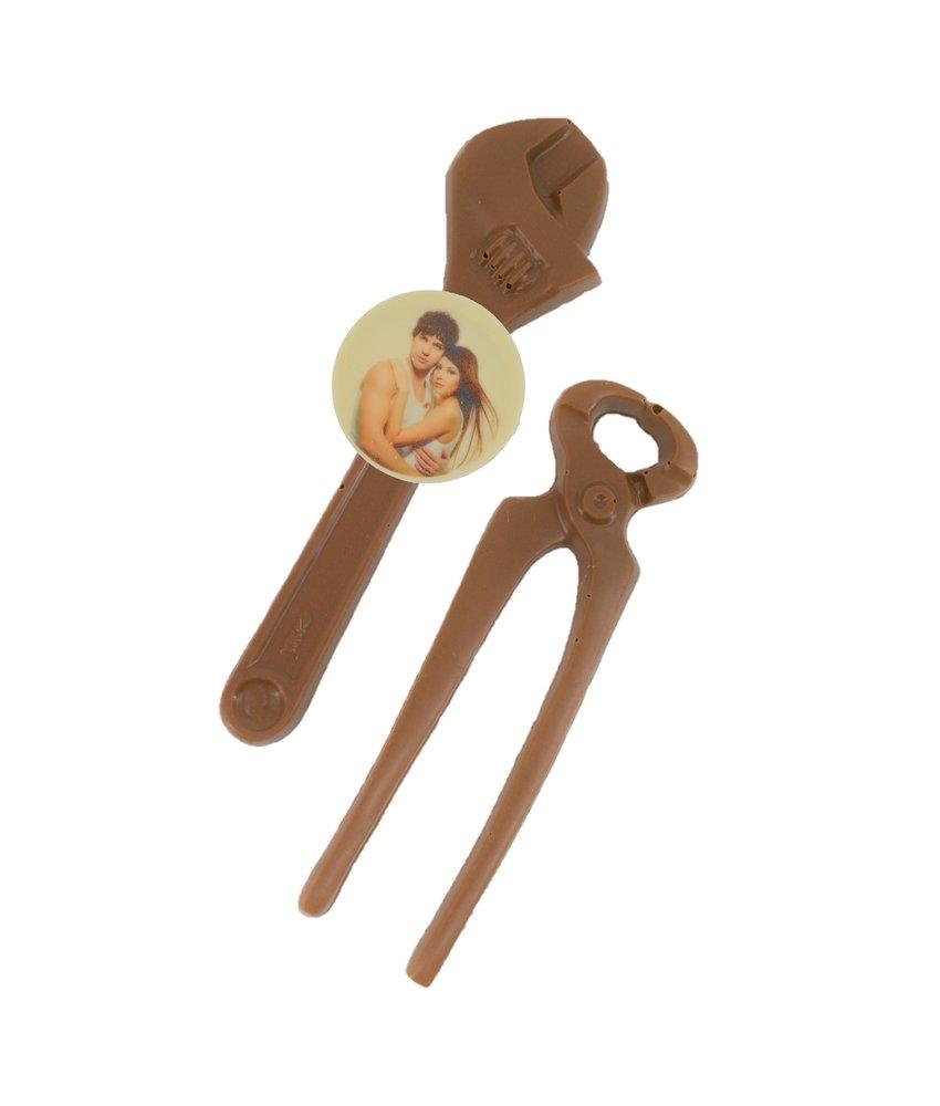 Chocolaterie Vink Tangen met foto