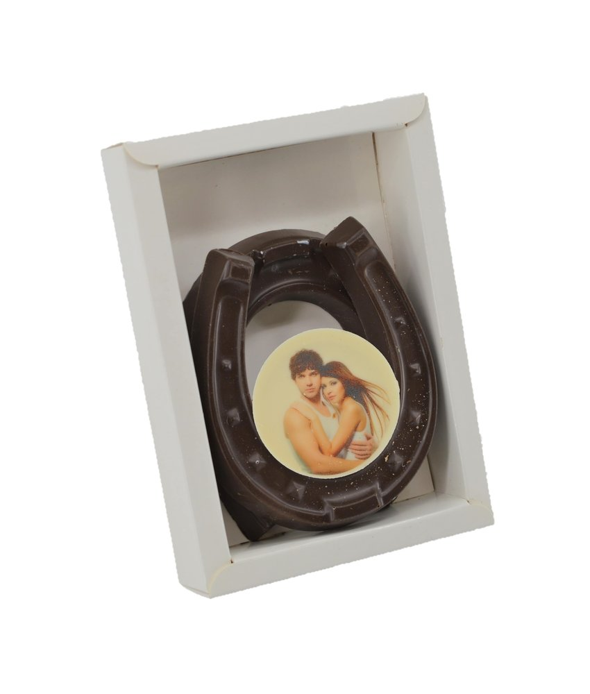 Chocolaterie Vink Hoefijzers met foto