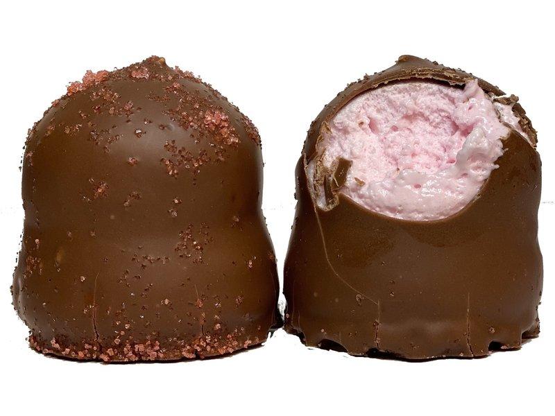 Chocolaterie Vink Chocozoen Melk Pink Gin