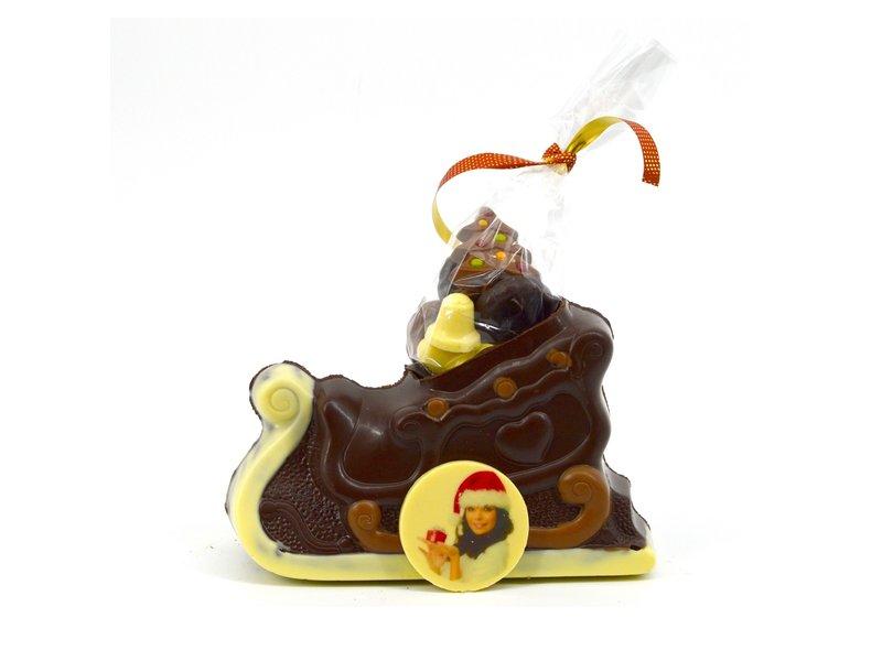 Chocolaterie Vink Arreslee met foto/logo